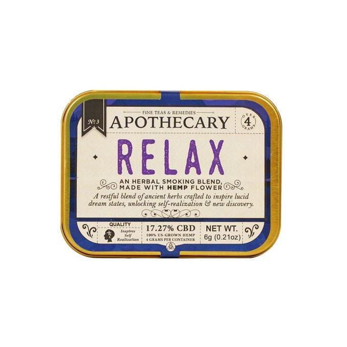 The Brothers Apothecary CBD Smoking Herbs