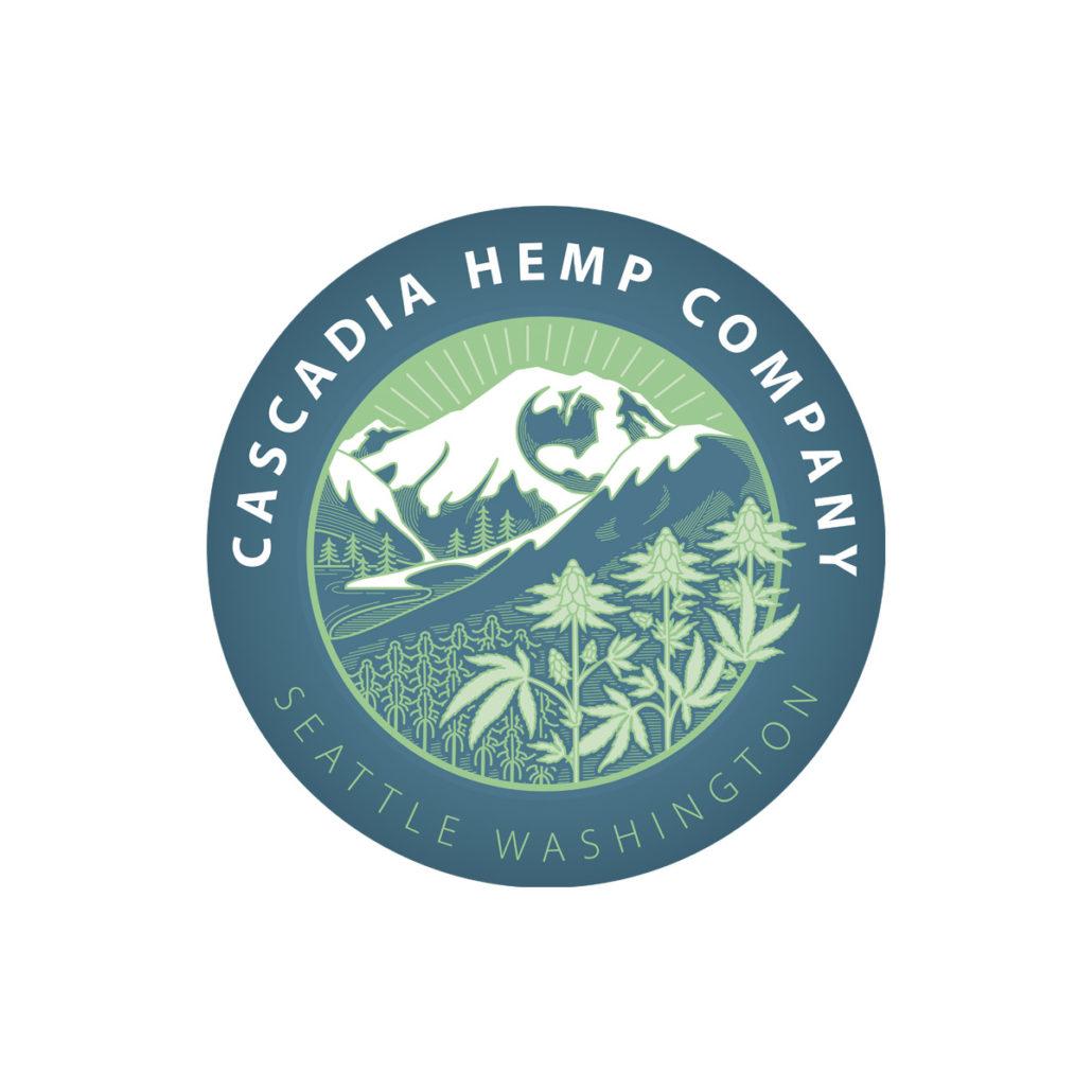 Cascadia Hemp Co. Logo
