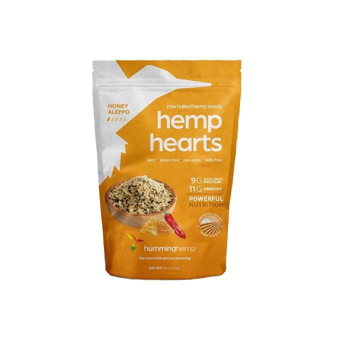 Humming Hemp Flavored Hemp Hearts