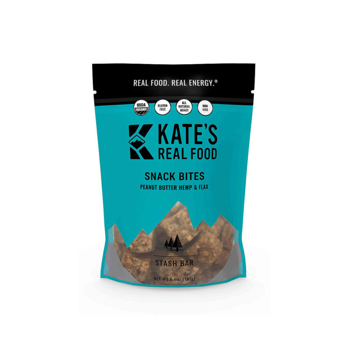 Kate's Real Food Stash Hemp Snack Bites