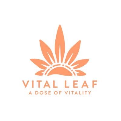 Vital Leaf Logo