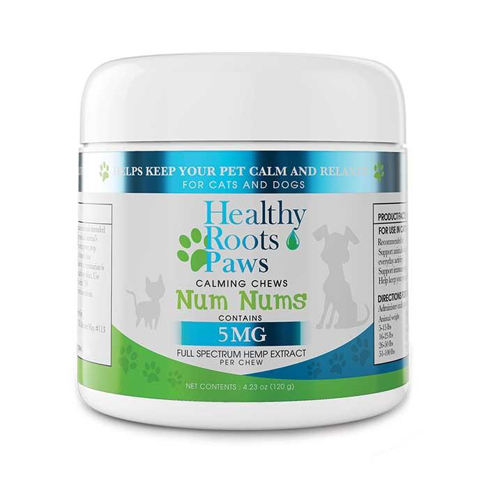 Healthy Roots Calming CBD Pet Treats (Full Spectrum)
