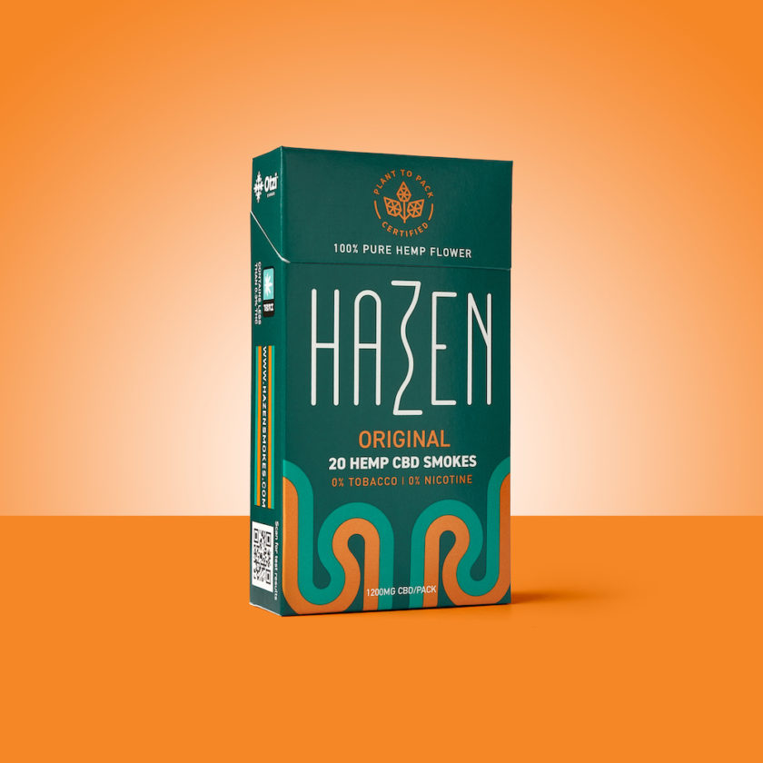 hazen cbd hemp smokes original