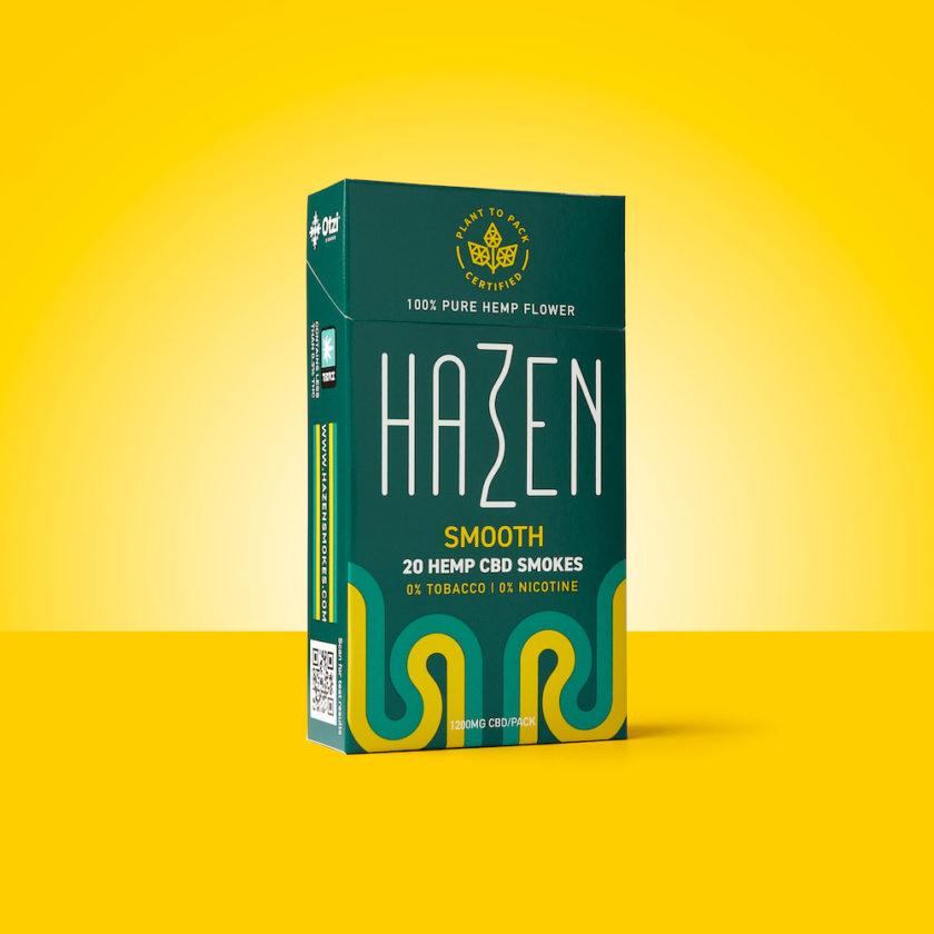 hazen cbd hemp smokes smooth
